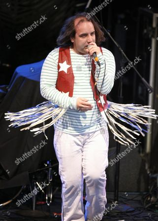 Har Mar Superstar Musician Har Mar Superstar performs at the NME Awards USA in Los Angeles on