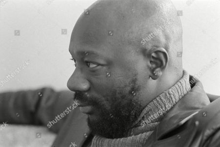 In this 1971 picture, Isaac Hayes speaks during an interview in the Hollywood section of Los Angeles describing how he had lost $5 million to record pirates and how he had hired ex-FBI agents to fight the practice. Hayes, the pioneering singer, songwriter and musician, died in Memphis, Tenn., the Shelby County Sheriff's Office said. He was 65
