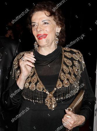 Jane Russell Actress Jane Russell arrives at the Hollywood Awards Gala in Beverly Hills, Calif. A family member on said Russell, stunning star of 1940s and 1950s films, has died at age 89