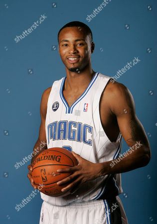 Rashard Lewis Orlando Magic forward Rashard Lewis at the basketball team's media day in Orlando, Fla