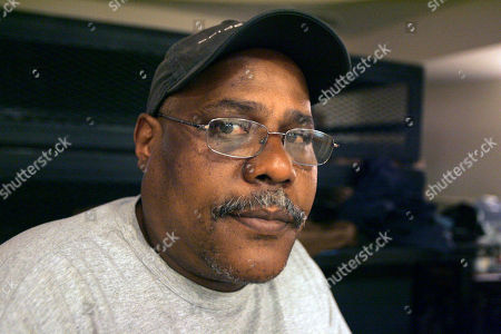 Stock Image of Nill Nunn Actor Bill Nunn of the in Pittsburgh