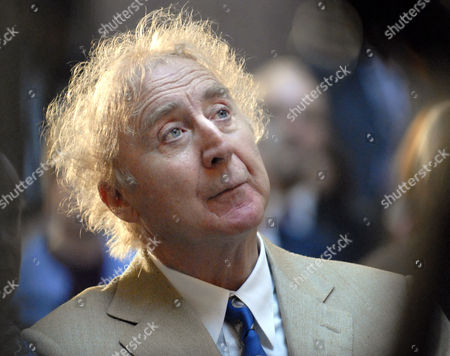 Gene Wilder Actor Gene Wilder listens as he is introduced to receive the Governor's Awards for Excellence in Culture and Tourism at the Legislative Office Building in Hartford, Conn., . Wilder was one of four recipients of the award given by the Connecticut Commission on Culture and Tourism
