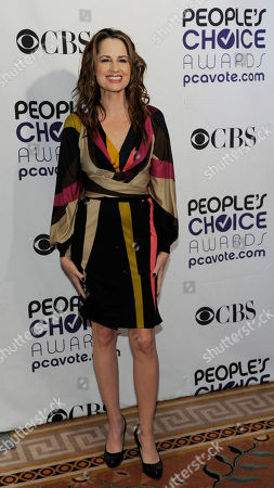 Paula Marshall Paula Marshall arrives to announce nominations for the 35th Annual People's Choice Awards, in Beverly HIlls, Calif., . The show will be held on Jan. 7, 2009 at the Shrine Auditorium in Los Angeles
