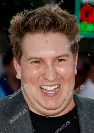 """Nate Torrence Nate Torrence arrives at the premiere of """"Get Smart"""" in Los Angeles on"""