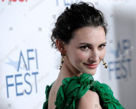 "Liane Balaban Liane Balaban, a cast member in the film ""Last Chance Harvey,"" arrives at AFI Fest 2008 in Los Angeles"