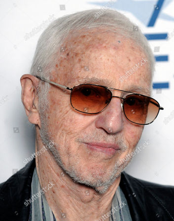"""Haskell Wexler Cinematographer Haskell Wexler arrives at a screening of the film """"Slumdog Millionaire"""" during AFI Fest 2008 in Los Angeles"""
