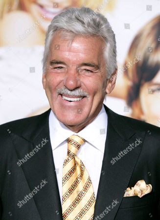 "Dennis Farina Dennis Farina arrives for the premiere of ""What Happens in Vegas"" in Los Angeles on"