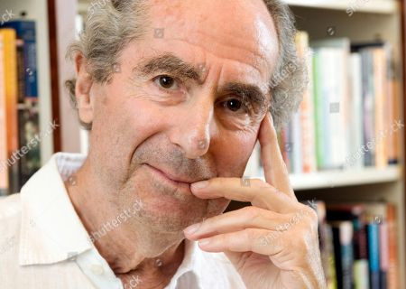 Philip Roth Author Philip Roth poses for a photo in the offices of his publisher Houghton Mifflin, in New York. US author from Newark New Jersey, Philip Roth is named, as the winner of Spain's prestigious 2012 Prince of Asturias Prize for literature in recognition of his formidable contribution to American literatures