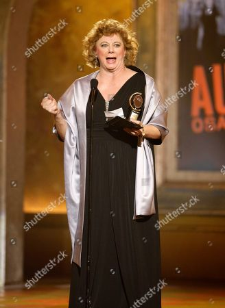 Rondi Reed Rondi Reed accepts her award for best performance by a featured actress in a play at the 62nd Annual Tony Awards in New York