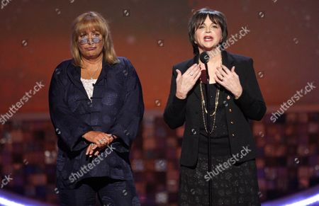 Penny Marshall, Cindy Williams
