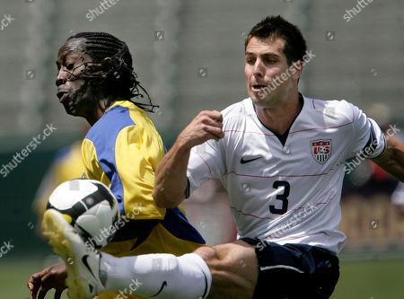 Editorial picture of US Slovenia Soccer, Carson, USA