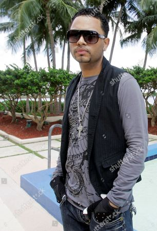 """Toby Love Latin singer Toby Love, pictured in Miami, Florida, . Love has released his second recording as a soloist, called """"Love is Back"""