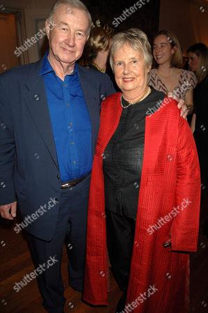 Terence Conran and his sister Priscilla Carluccio