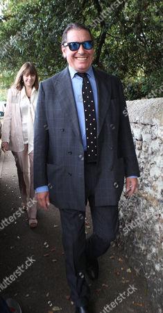 Editorial photo of Fifi Geldof Wedding, Faversham, UK - 03 Sep 2016