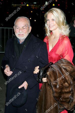 Dino De Laurentiis and wife Martha Schumacher