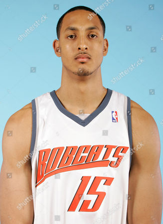 Ryan Hollins Charlotte Bobcats' Ryan Hollins is shown during the team's media day in Charlotte, N.C