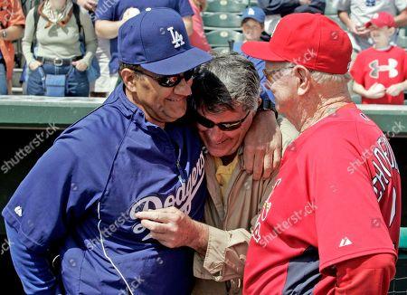 Editorial image of Cardinals Schoendienst Baseball, Jupiter, USA