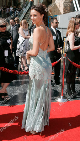 Deanna Russo Deanna Russo arrives at the 34th Annual Daytime Emmy Awards in Los Angeles, on