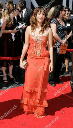 Kimberly McCullough Kimberly McCullough arrives at the 34th Annual Daytime Emmy Awards in Los Angeles, on