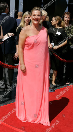 Kim Zimmer Kim Zimmer arrives at the 34th Annual Daytime Emmy Awards in Los Angeles, on
