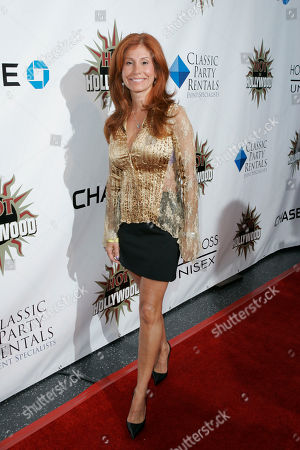 Editorial image of Hot in Hollywood Benefit, HOLLYWOOD, USA