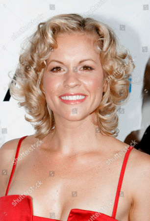 Heather Marie Marsden Actress Heather Marie Marsden arrives at the Hot in Hollywood benefit at the Henry Fonda/Music Box Theater in Hollywood, Calif