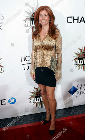 Stock Image of Suzanne De Laurentiis Producer Suzanne De Laurentiis arrives at the Hot in Hollywood benefit at the Henry Fonda/Music Box Theater in Hollywood, Calif