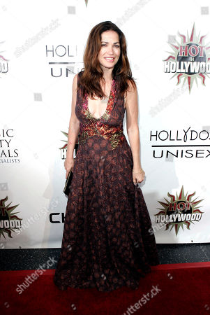 Kim Delaney Kim Delaney arrives at the Hot in Hollywood benefit at the Henry Fonda/Music Box Theater in Hollywood, Calif