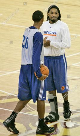 Editorial image of Knicks Balkman, Charleston, USA