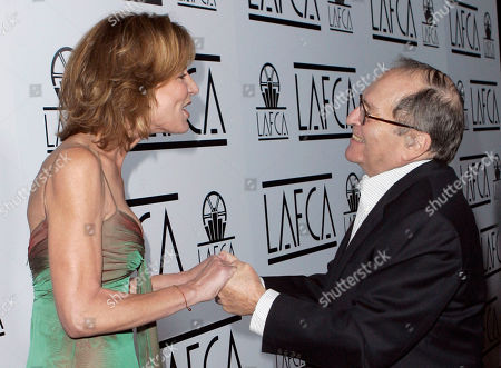 Christine Lahti, Sidney Lumet Christine Lahti, left, and Sidney Lumet share a moment as they arrive at the 33rd annual Los Angeles Film Critics Association awards on in Century City, Calif