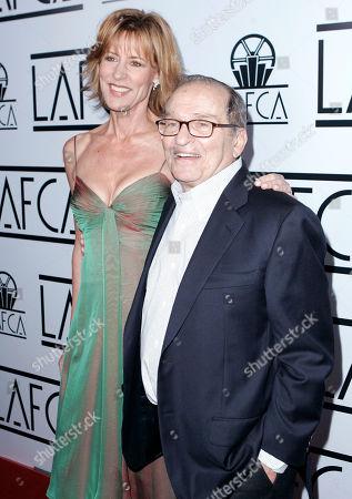 Christine Lahti, Sidney Lumet Christine Lahti, left, and Sidney Lumet arrive at the 33rd annual Los Angeles Film Critics Association awards on in Century City, Calif