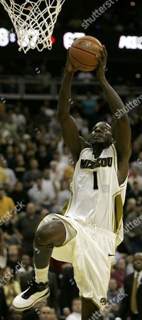DeMarre Carroll Missouri forward DeMarre Carroll puts up a shot during a college basketball game against Michigan State in Kansas City, Mo