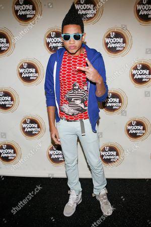 Editorial image of MTVU Woodie Awards, New York, USA