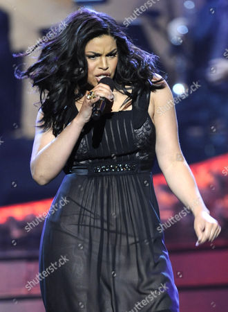 Jordan Sparks Jordin Sparks performs at the 39th NAACP Image Awards, in Los Angeles