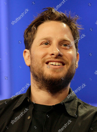 """Jason Smilovic Executive producer Jason Smilovic of """"Bionic Woman,"""" is seen during the NBC Press Tour, in Beverly Hills, Calif"""