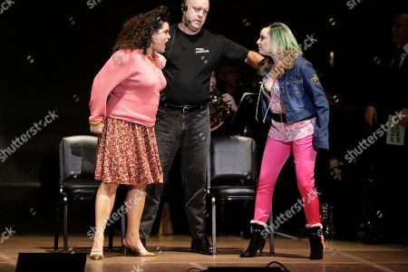 Editorial photo of Opera Jerry Springer, New York, USA