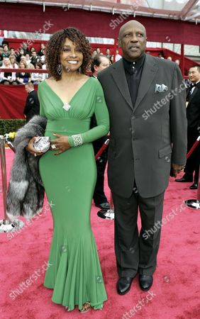 Lou Gossett Jr Lou Gossett Jr. and Beverly Todd arrive at the 80th Academy Awards at the Kodak Theatre in Los Angeles