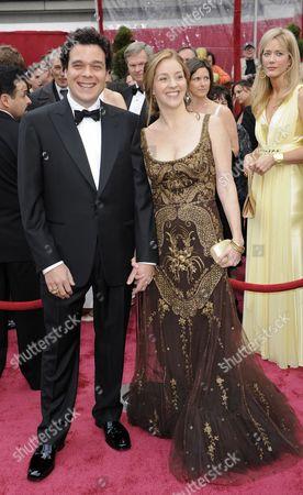 Andrea Nix Fine, Sean Fine Andrea Nix Fine, right, and Sean Fine arrive at the 80th Academy Awards at the Kodak Theatre in Los Angeles