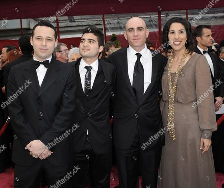 Editorial image of Oscars Arrivals, Los Angeles, USA