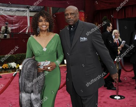 Louis Gossett Jr Louis Gossett Jr. and Beverly Todd arrive at the 80th Academy Awards at the Kodak Theatre in Los Angeles