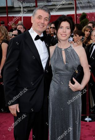 Daniel Lupi, JoAnne Sellar Producers Daniel Lupi, left, and JoAnne Sellar arrive at the 80th Academy Awards at the Kodak Theatre in Los Angeles