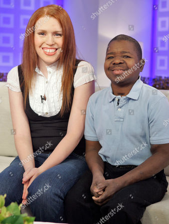 """Gary Coleman, Shannon Price Actor Gary Coleman, best known from the television series """"Diff'rent Strokes"""" and his wife Shannon Price, appear on the the NBC """"Today"""" television program in New York"""