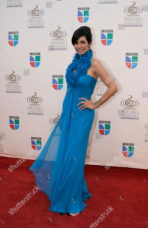 Editorial image of Premio Lo Nuestro Awards, Miami, USA