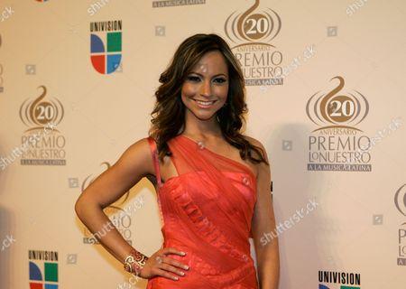 Satcha Pretto Satcha Pretto at the Premio Lo Nuestro Latin Music Awards in Miami Thursday, Feb.21, 2008