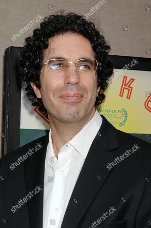 "Jeffrey Blitz Director Jeffrey Blitz attends the premiere of ""Rocket Science"" in New York"