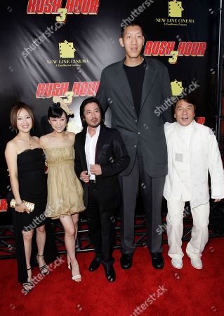 Editorial photo of Rush Hour 3 Premiere, Los Angeles, USA