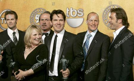 Editorial photo of SAG Awards Press Room, Los Angeles, USA