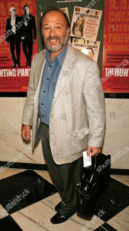 """Joe Klein Joe Klein arrives at the premiere of """"The Hunting Party"""" at the Paris Theater in New York"""