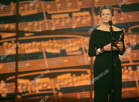 Mary Louise Wilson Mary Louise Wilson accepts the award for Best Performance By A Featured Actress In A Musical at the 61st Annual Tony Awards in New York