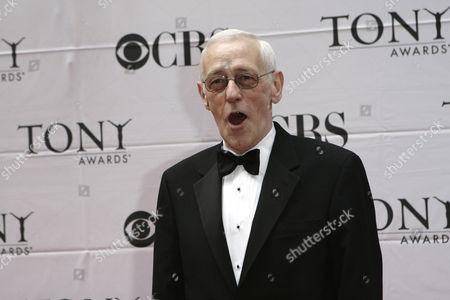 John Mahoney John Mahoney at the 61st Annual Tony Awards in New York